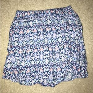 Hollister skirt!